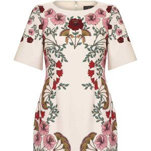 Adrianna Papell Folkloric Beauty Printed Dress